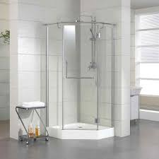 Bathroom Inserts Home Depot by Prefab Shower Acrylic Shower Unit Ricated Tiled Prefab Shower