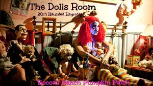 Halloween Hayride 2014 by The Doll Room Haunted Hayride 2014 Boccali Ranch Pumpkin Patch