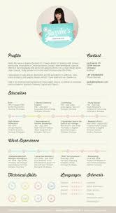 Amazing Resumes Examples Best Graphic Design Sample Free For You Resume Students With