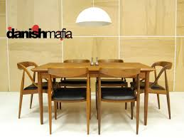Danish Modern Dining Table And Chairs With MID CENTURY DANISH MODERN Arne Vodder TEAK DINING TABLE