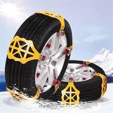 100 Truck Chains Winter Tire Anti Skid 1PC Winter Car Easy Installation