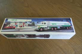 AMERADA HESS CORPORATION Toy Trucks, Cars, Helicopters, Motorcycles ...