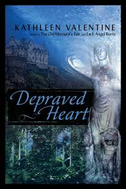 Cover For Depraved Heart A Romantic Suspense Novel Scheduled Spring