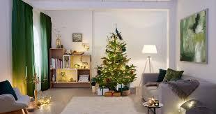 weihnachtsdeko ideen rund um den weihnachtsbaum obi deko fur