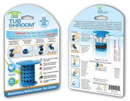 Zip It Bath And Sink Hair Snare by Tubshroom Drain Protector Dudeiwantthat Com