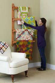 32 best quilt rack plans quilt hanger plans images on pinterest