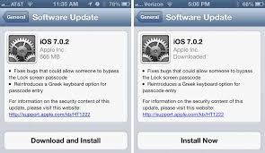 Unwanted iOS 7 Occupying Space on iOS 6 Devices TidBITS
