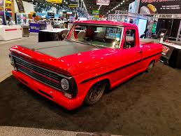100 Ricks Pro Truck TREMEC Equipped Cars Of SEMA 2018 TREMEC Blog Get Connected