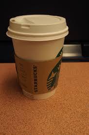 A Tall Americano At Starbucks