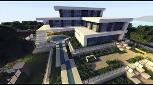 100 Best Modern House MINECRAFT How To Build A Modern 2015 Hd