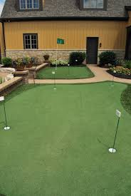 Birmingham, AL Putting Greens & Artificial Grass/Turf For Golf ... Artificial Putting Greens Field Of Green Grass Made Perfect Backyards Cool Backyard Synthetic Warehouse Little Bit Funky How To Make A Backyard Putting Green Diy Install Your Own L Turf Best 25 Ideas On Pinterest Outdoor Lake Shore Sport Court Building Golf Hgtv Neave Sports In Kansas City