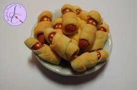 Halloween Hotdog Fingers by Tutorial Dog Mummia In Fimo Per Halloween Dog Mummies In