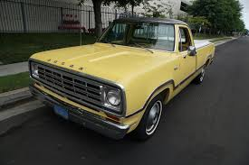 100 1972 Dodge Truck 12 D100 Adventurer SE Package Stock 971 For Sale Near