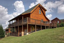 The Apple Barn in Smoky Mountains Tennessee Pigeon Forge Cabins