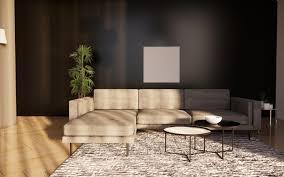 schwarze möbel stylen und richtig kombinieren unser