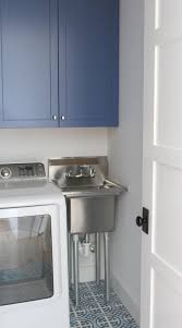 Stainless Steel Utility Sink Canada by Enchanting Narrow Laundry Sink 7 Small Laundry Sink Canada