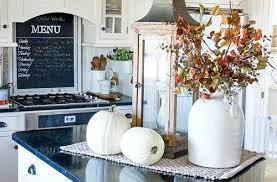 Kitchen Countertop Decorating Ideas Pinterest by Appealing Kitchen Counter Decorating Ideas Kitchen The Gather