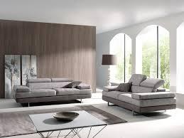 canap moderne design canapé moderne accoudoirs relevables 3 places 2 places tissu