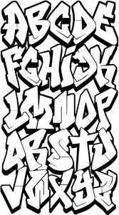 Art In Graffiti Letters 43 Best Images On Pinterest