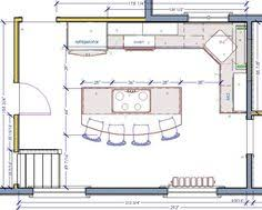 Floor Plans Kitchen by Sle Kitchen Floor Plan Shop Drawings Kitchen