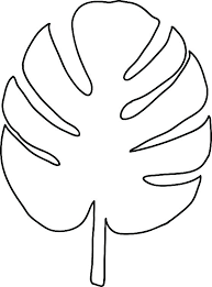 Simple L513007 Printable Leaves Coloring Pages Leaf Vast Free Colouring