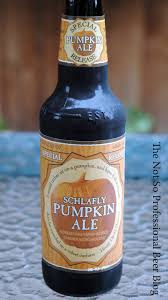 Lakefront Brewery Pumpkin Lager by The Not So Professional Beer Blog October 2011