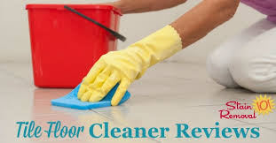 tile floor cleaners reviews which products work best