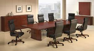 Jofco Desk And Credenza by Beautiful Boardroom Conference Table Design For Eight Persons