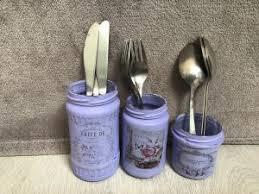 3er set shabby chic deko büro badezimmer küche