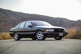 100 1996 Chevy Truck Parts Your Definitive 1994 Impala SS Buyers Guide