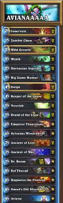 legend with no combo heavy r aviana druid competitivehs
