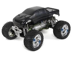 CEN Colossus GST 7.7 1/8 Scale Nitro RTR Monster Truck W/2.4GHz ...