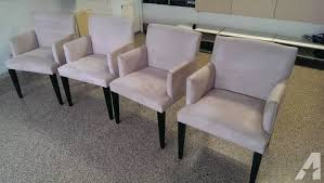 Set Of 4 Room Board Marie Dining Chairs