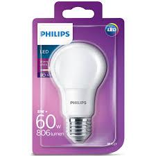 philips led e27 60w light bulb lighting bulbs led
