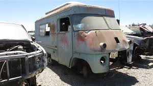 Junkyard Find: 1967 Chevrolet P20 Adventure Line Motorhome - The ... Man Ttlt Making Of Rv On Benz Concept Combination Caravans Vintage 2016 Newmar Bay Star Sport 3004 New Extreme Pop Up Camper 2018 Rockwood A122sesp Hard Sided List Creational Vehicles Wikipedia 2007 Rvision Trail 25s Travel Trailer Fremont Oh Youngs Homemade Converted From Moving Truck Hauler Jackknifes With Smart Car And 45 Foot 5th Wheel Youtube Dynamax Manufacturer Luxury Class C Super Motorhomes 2000 Freightliner Fl60 Sport Chassis Crewcab Utility Coachmen Sportscoach 408db Bucars Dealers Terminology Hgtv