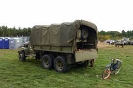 100 6x6 Military Truck FileGMC CCKW 2ton Military Truck Collings Foundation