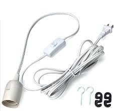 hanging light bulb cords bulb holder socket with extension hanging