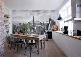 fototapeten für die küche oder das esszimmer kleister