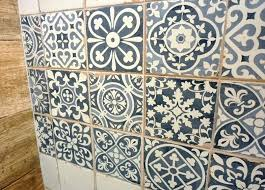 tiles interesting patterned ceramic tile vintage floor tiles