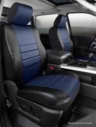 Fia SL68-26BLUE LeatherLite Custom Seat Cover   EBay