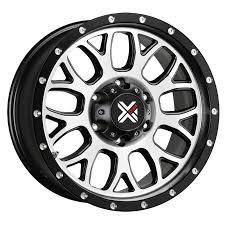 100 Gear Truck Wheels DX4 Mesh Machined Discount Tire Direct