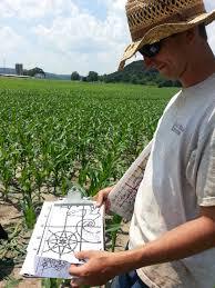 Pumpkin Patch Near Madison Wi by Cutting The Treinen Farm 2013 Kraken Corn Maze Treinen Farm