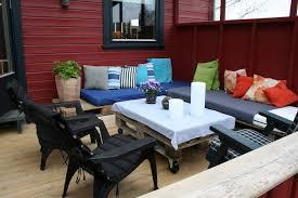 construire canapé d angle 1001 idées pour créer un beau salon de jardin en palette