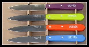 couteau cuisine opinel la cuisine à l opinel au fil du temps lyon saveurs