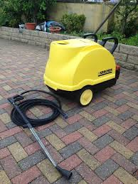 High Pressure Washer Hds 7 by Karcher Hds 601 C Eco Pressure Washer Steam Car Jet Power