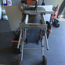 Ridgid Wet Tile Saw by Ridgid Wet Tile Saw For Sale Classifieds