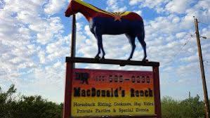 Macdonald Ranch Pumpkin Patch Hours by Macdonald U0027s Ranch Best Horseback Rides In Phoenix
