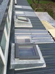 bac a avec toit toiture bac acier avec panneaux sandwich à montfermeil 93370
