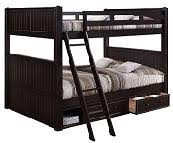 an enormous selection of queen over queen size bunk beds