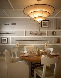 View In Gallery Wall Decor Create A Sophisticated Beachy Atmosphere Indoors